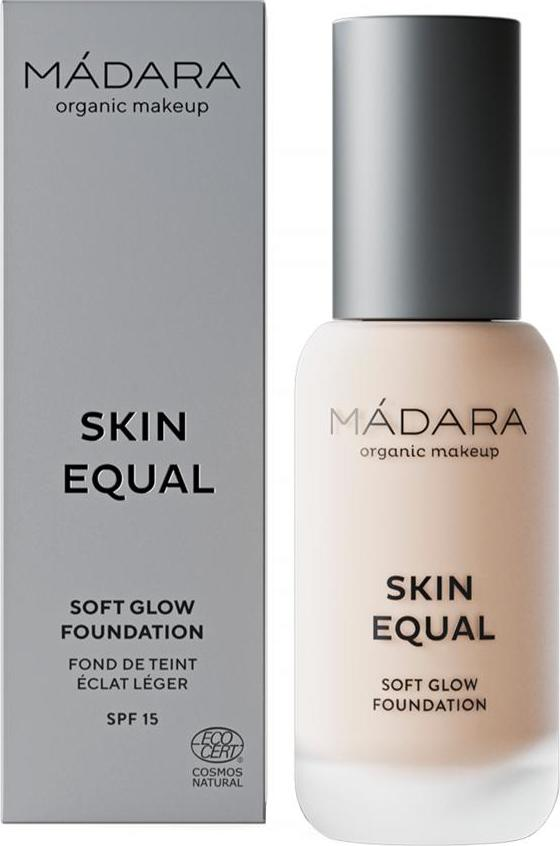 MÁDARA Make-up s SPF 15 Porcelain 10 30 ml