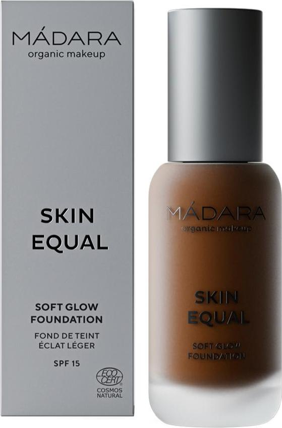 MÁDARA Make-up s SPF 15 Mocha 100 30 ml