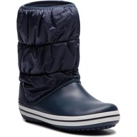 Sněhule Crocs Winter Puff Boot 14614 Tmavomodrá