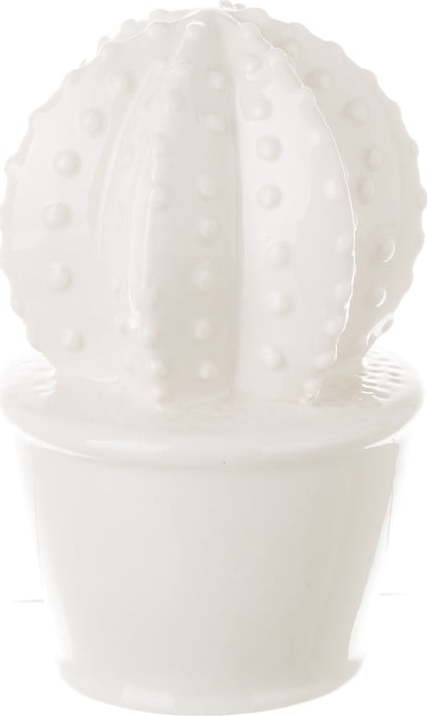 Dekorace z keramiky ve tvaru kaktusu Unimasa
