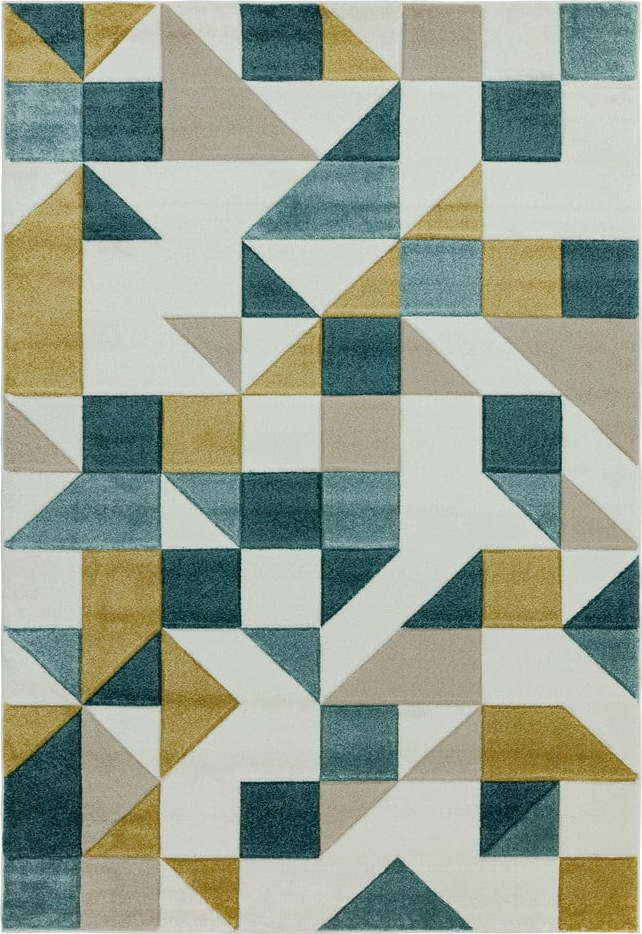 Koberec Asiatic Carpets Shapes, 120 x 170 cm