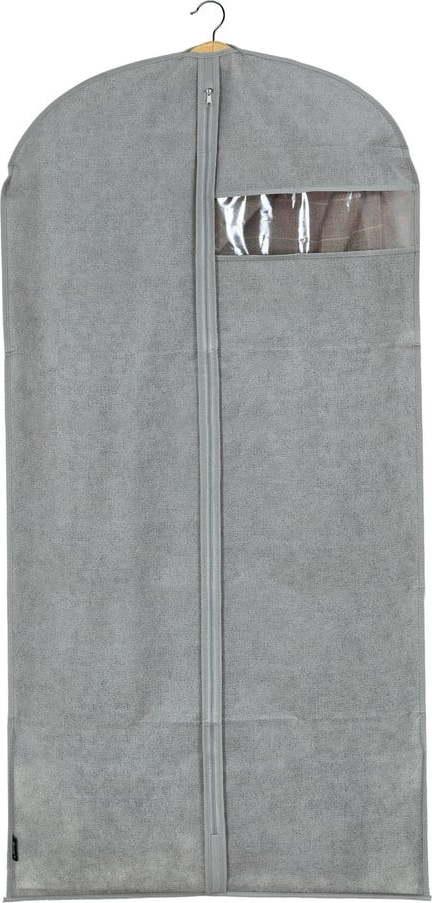 E-shop Šedý obal na šaty Domopak Stone