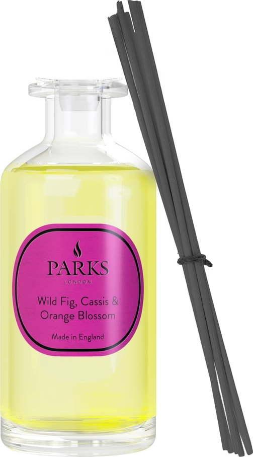 Vonný difuzér s vůní divokého fíku Parks Candles London, intenzita vůně 8 týdnů