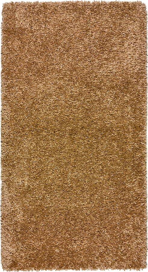 E-shop Hnědý koberec Universal Aqua Liso, 67 x 125 cm