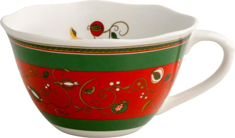 Hrnek s vánočním motivem Brandani Tempo di Festa