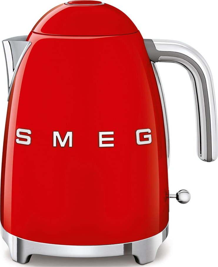 E-shop Červená rychlovarná konvice SMEG