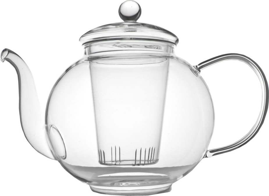 Konvice se sítkem na sypaný čaj Bredemeijer Verona 1,5 l