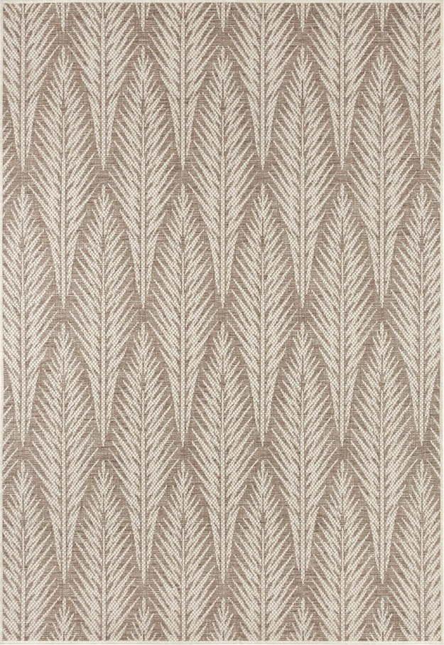 Hnědobéžový venkovní koberec Bougari Pella, 160 x 230 cm
