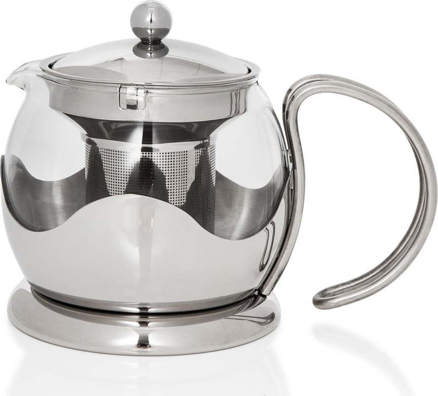 Nerezová čajová konvice se sítkem Sabichi Infuser, 750 ml