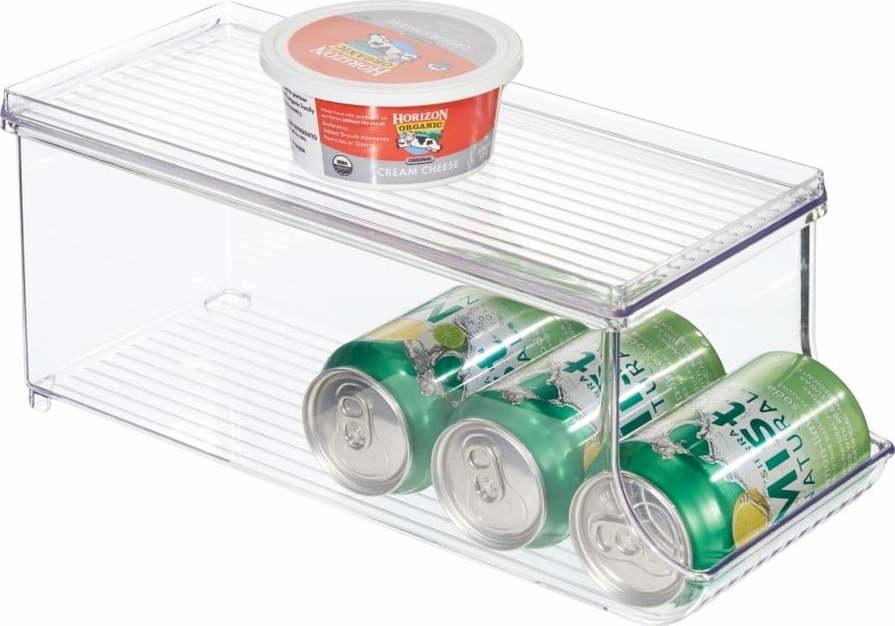 Úložný box do lednice InterDesign Fridge Binz, šířka 35,5 cm