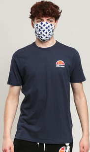 ellesse Canaletto Tee navy S
