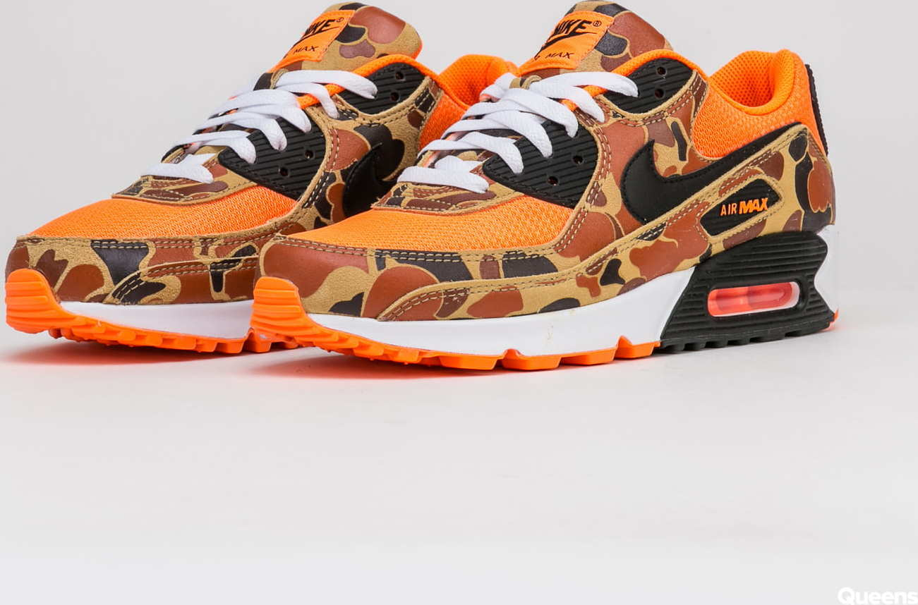 Nike Air Max 90 SP total orange / black EUR 38.5