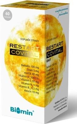 Biomin RESTART covital DAY tob.60
