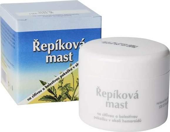E-shop Herbacos Mast řepíková 50ml