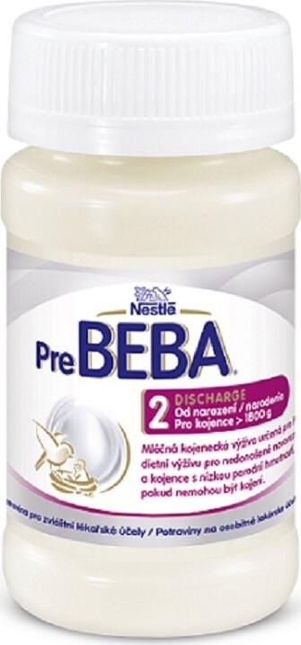 PreBEBA 2 tekutá 32x90ml new