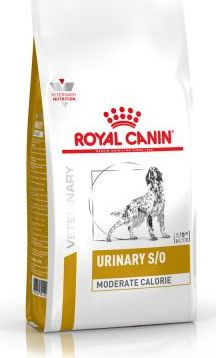 Royal Canin Urinary S/O Moderate Calorie - Veterinary Diet - Výhodné balení 2 x 12 kg